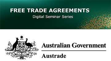 FTA Digital Seminar: Using FTAs to unlock multi-market opportunities in ASEAN